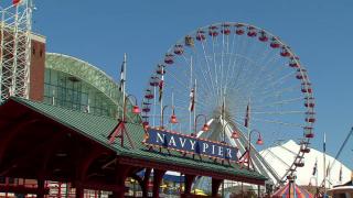 July 17, 2014 - Navy Pier Gets $20 Million Donation
