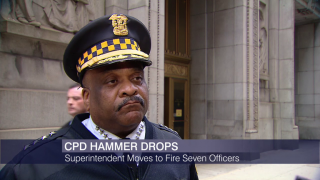 Top Cop Moves to Fire 7 Officers Involved in McDonald Case