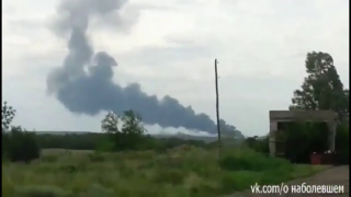 July 17, 2014 - Malaysia Airlines Plane Crashes in Ukraine