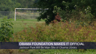 It's Official: Jackson Park for Obama Library
