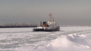 February 19, 2014 - Great Lakes Ice