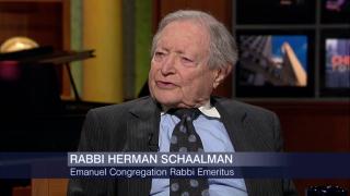 Rabbi Herman Schaalman, Interfaith Leader, Dies at 100