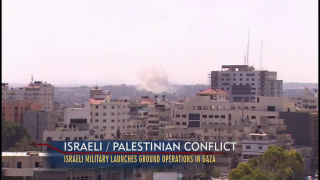 July 17, 2014 - Conflict in the Middle East Escalates