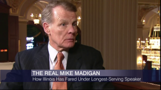 A Portrait of Michael Madigan