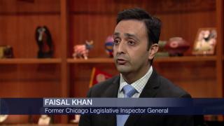 Former Legislative Inspector General Faisal Khan Speaks Out