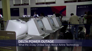 Delta Outage Raises Questions About Airline Computing System