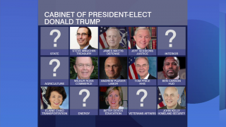 Unpacking the President's Cabinet, Past and Present