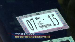 July 15, 2014 - City Sticker Deadline Approaches