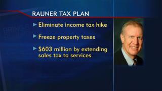July 17, 2014 - Rauner Unveils Comprehensive Tax Plan