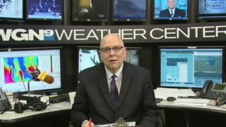 February 17, 2014 - Tom Skilling on Chicago Snow
