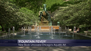 Chicago's Fountains Make a Splash in New Book