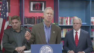 Massive Overhaul in Governor Rauner's Administration