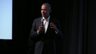 Former President Obama Kicks Off 'Big Brainstorming Session'