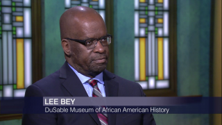 Lee Bey on His New Role at DuSable Museum