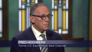 Former Export-Import Bank Chair Discusses Trade