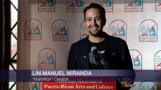 Lin-Manuel Miranda Pleads for Help for Puerto Rico