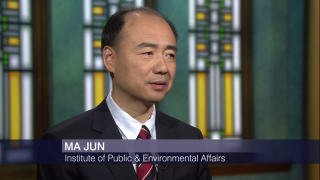 Environmentalist Ma Jun: Millions Exposed to Pollution