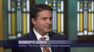 Author Explores 'The End of White Christian America'