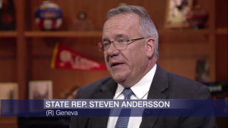 State Rep. Steven Andersson to Step Down