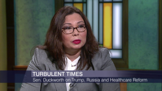 Duckworth: Trump 'Missing in Action' as Commander in Chief