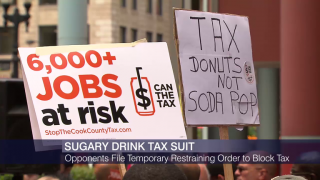 Lawsuit Filed to Battle Cook County's Soda Tax