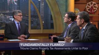 Tribune: Cook County Property Assessments 'Fundamentally Fla