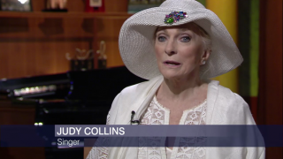 Judy Collins On A Life in Music