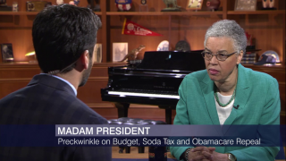 Preckwinkle Expects 2018 County Budget to be Nearly $100M Sh