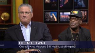 Chicago-Area Vietnam Veterans Talk About Life After War