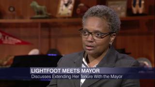 Lightfoot, Emanuel Meet to Discuss Police Board Presidency