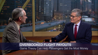 Flight Overbooked? Use Game Theory to Get the Biggest Payout