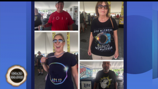 Solar Eclipse Sparks 'Festival' Atmosphere in Carbondale