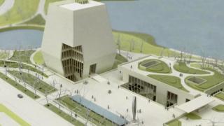 Web Extra: Groups Push Back Against Obama Library's Jackson