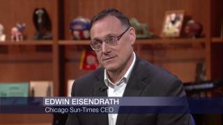 Meet Edwin Eisendrath, the New Chicago Sun-Times CEO