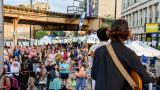 The Taste of Lincoln Avenue returns July 24-25, 2021. (Courtesy of Special Events Management)