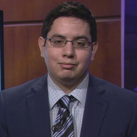 Edgar 'Edek' Esparza - Chicago Alderman Candidate