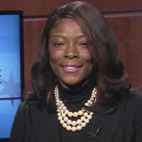 Quandra Speights - Chicago Alderman Candidate