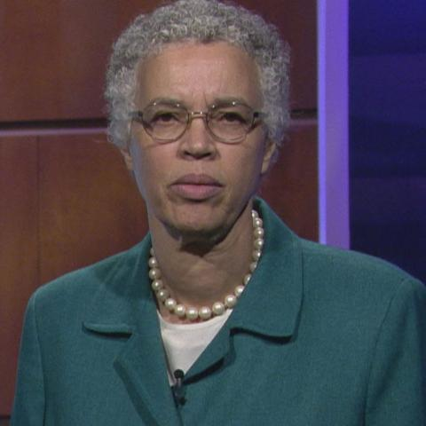 Toni Preckwinkle - Chicago Mayor Candidate