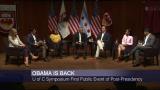 Barack Obama: 'I'm Always Optimistic' About Future of US