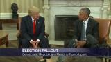 Trump, Obama Meet at White House