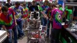 Rumbling Robots