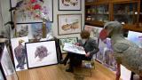 Field Museum's Artist-in-Residence