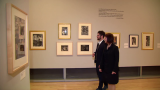 January 21, 2014 - Block Museum Reopens with Blockbuster Art