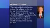 Rauner, Madigan, Cullerton Spar on CPS Funding