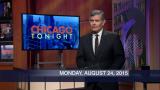 August 24, 2015 - Full Show