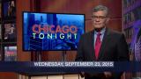 September 23, 2015 - Full Show