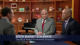 State Budget Stalemate: Week 10