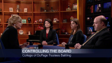 New College of DuPage Board Takes Action