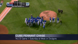 Chicago Cubs Looking Ahead to NLCS Opponent