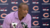 Brandon Marshall Talks About Domestic Violence